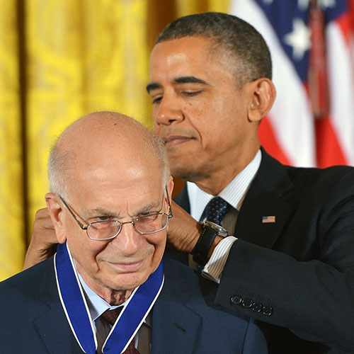 Barack Obama presented Presidential Medal Freedom