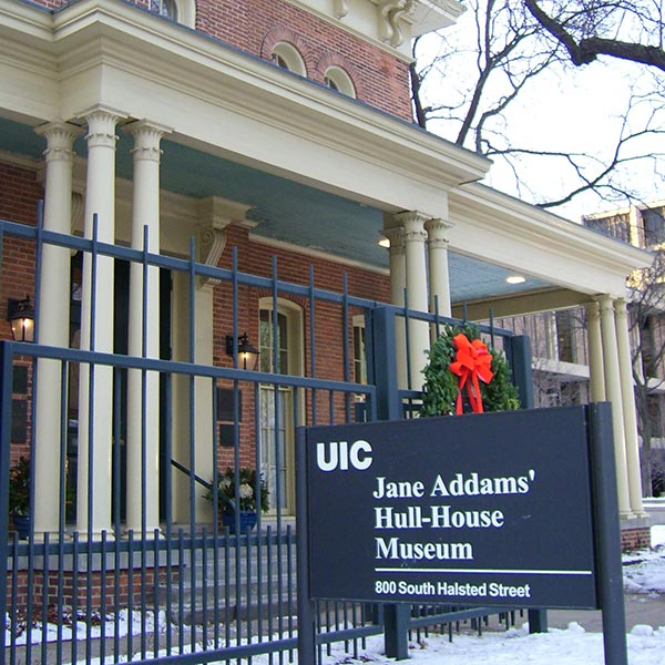 20161112 UIC Hull House