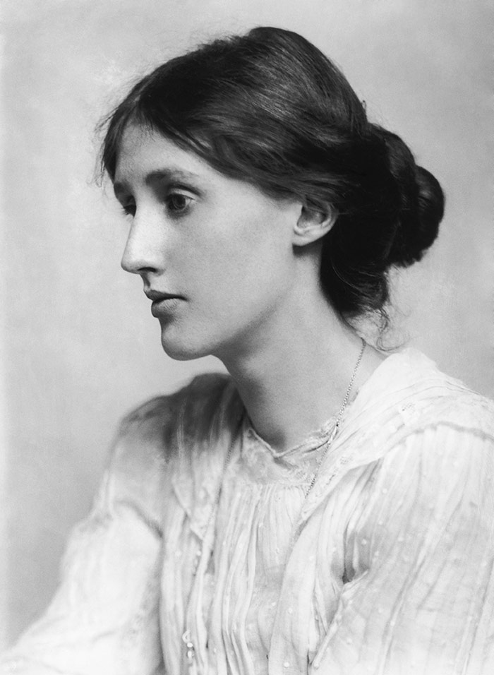 20170411 George Charles Beresford Virginia Woolf in 1902 Restoration