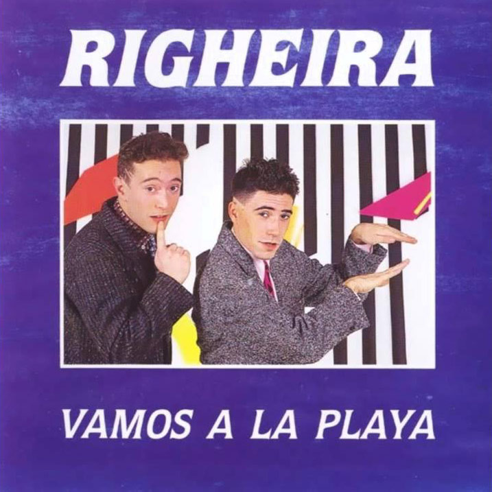 Righeira Vamos a la playa 1983 1