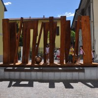Claudio Borghi: la fucina della scultura