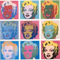 marylin andy warhol