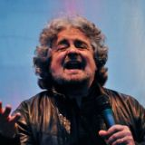 beppe grillo a monza