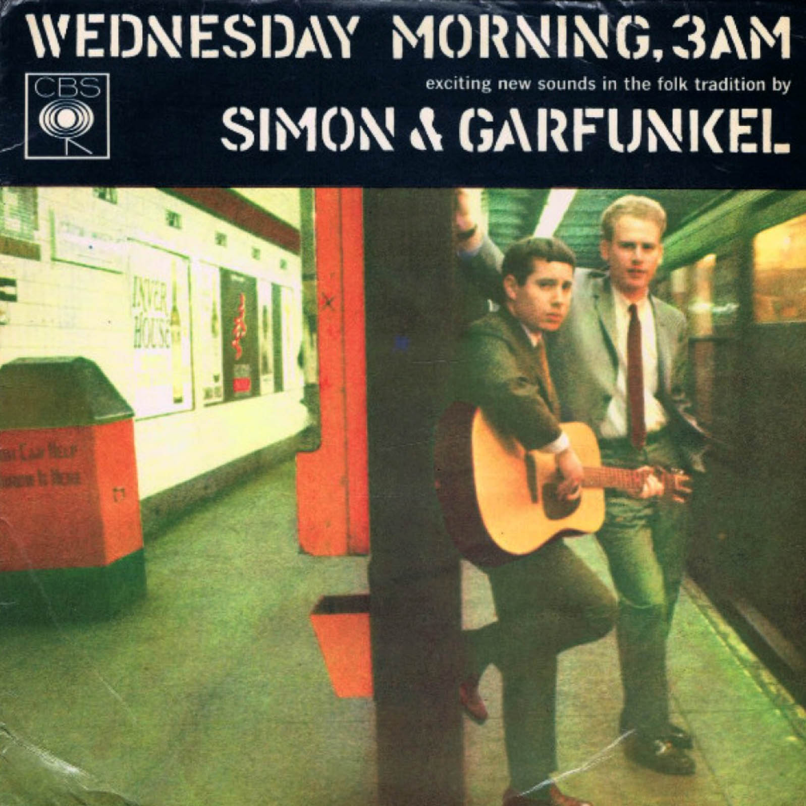 20180808 simon e garfunkel ed inglese wednesday morning 1965