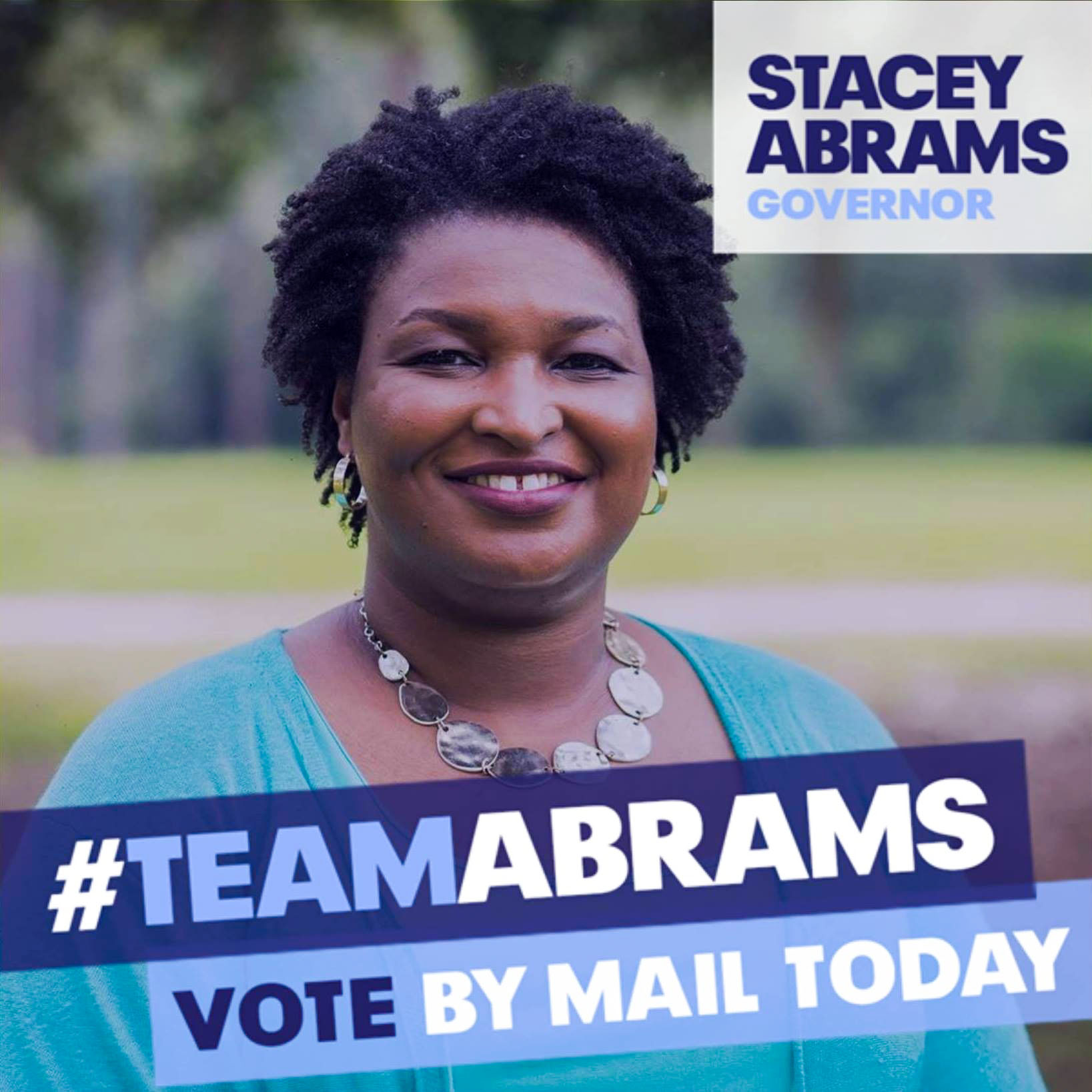 20188010 Stacey Abrams Brian Kemp 2
