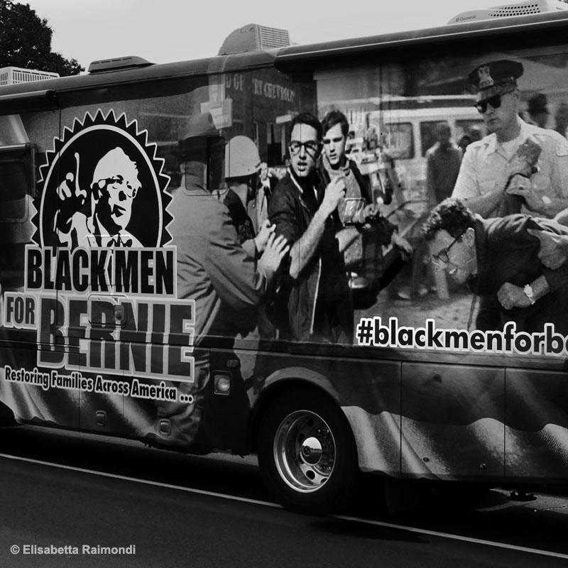 20190102 black men for bernie bus