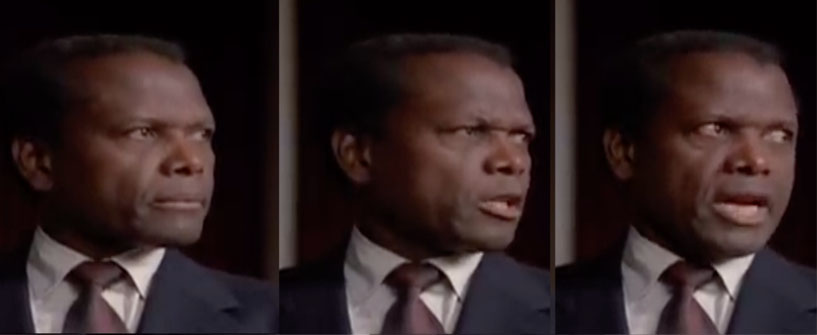 20190707 Sidney Poitier in Separate but Equal