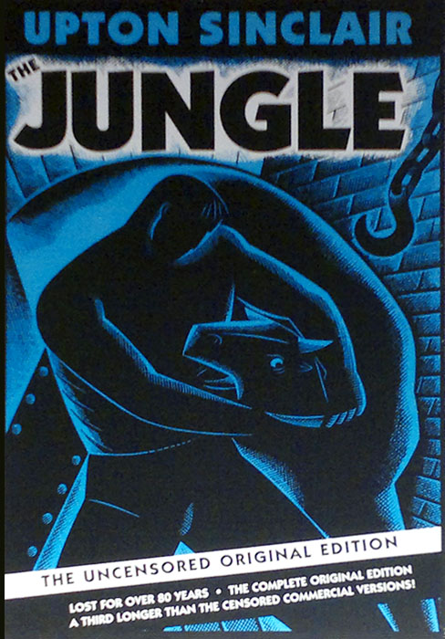 20191702 maniifesto the Jungle upton sinclair libreria Chicago 2015
