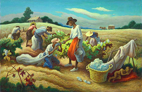 20171210 America after the fall Benton Cotton Pickers