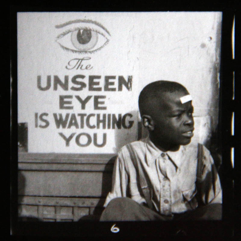 20171210 the unseen eye is watching you Gordon Parks