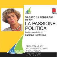 Luciana Castellina a Monza